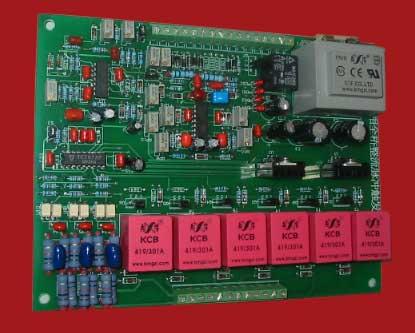 形)晶闸管整流电路中作为晶闸管的移相触发控制单元